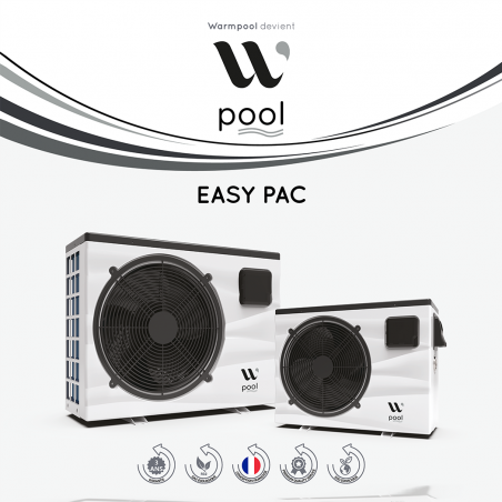 Pompe à chaleur Warmpool easy pack
