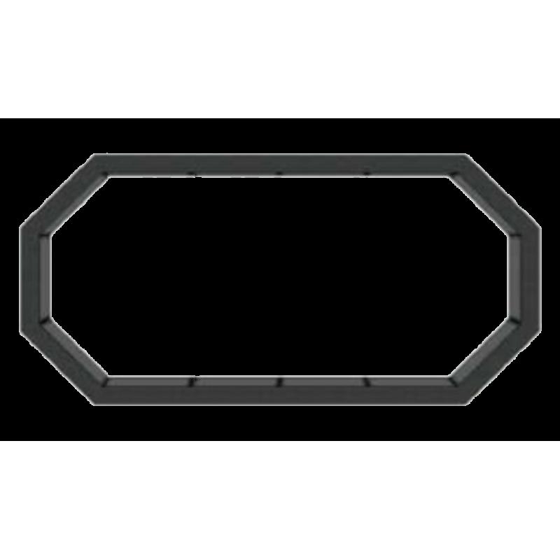 dimensions : 7,117 M / 3,202 M intérieur 7,70 M / 3,74 M extérieur